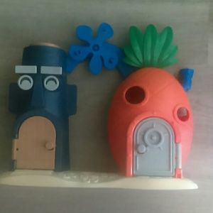 Imaginext Spongebob playhouse